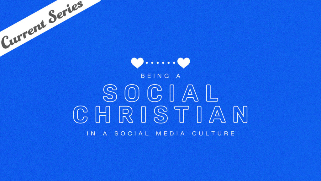 Social Christian - Sermon Title current